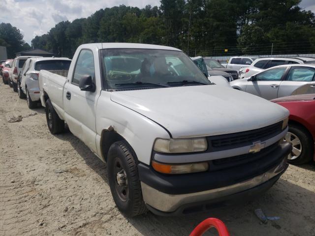 Chevrolet Silverado salvage cars for sale: 2001 Chevrolet Silverado