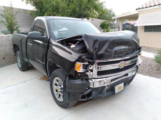 Vehiculos salvage en venta de Copart Las Vegas, NV: 2011 Chevrolet Silverado