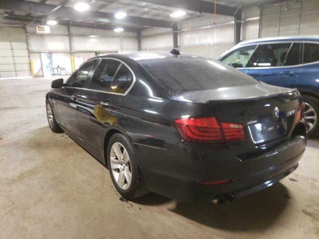 2013 BMW 528 XI WBAXH5C50DDW16448