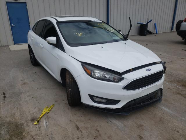 Vehiculos salvage en venta de Copart Apopka, FL: 2017 Ford Focus SEL
