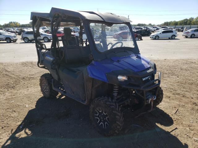 Salvage cars for sale from Copart Nampa, ID: 2019 Honda Pioneer