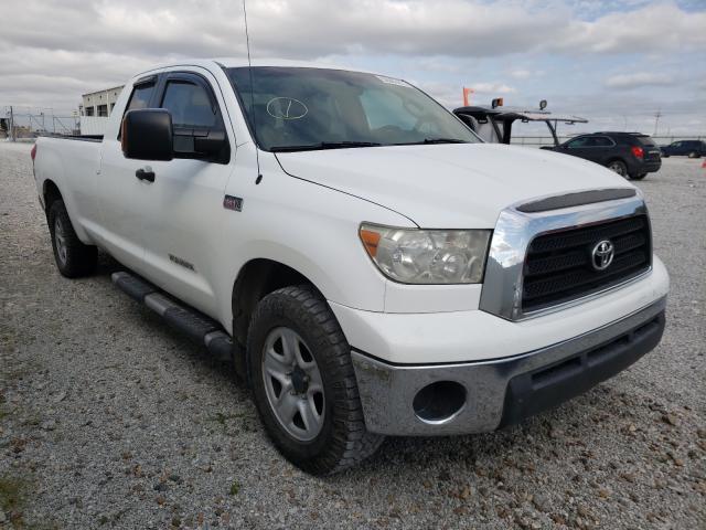 Toyota salvage cars for sale: 2008 Toyota Tundra DOU