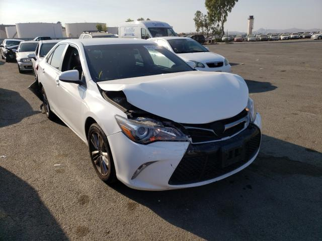 Toyota salvage cars for sale: 2015 Toyota Camry LE