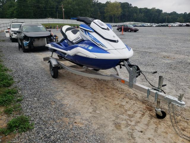 Salvage cars for sale from Copart Gastonia, NC: 2021 Yamaha Jetski