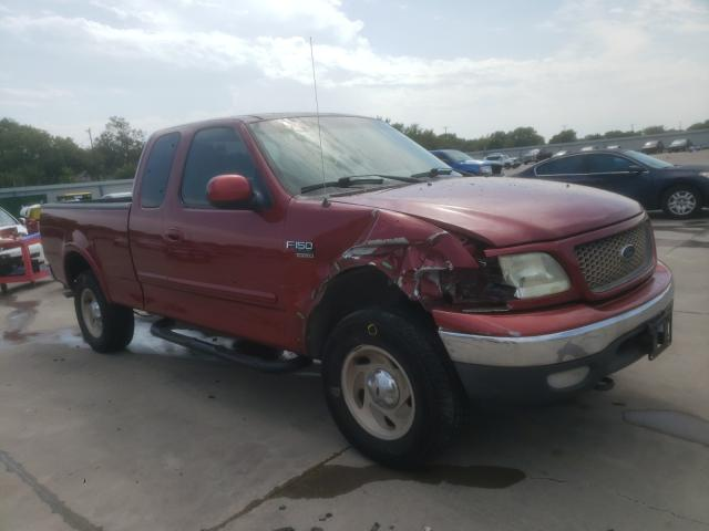 Salvage cars for sale from Copart Wilmer, TX: 2001 Ford F150
