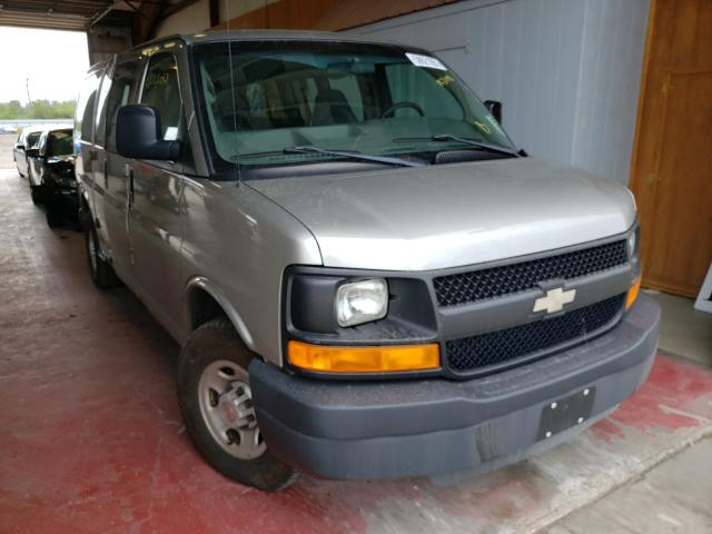 Chevrolet Express salvage cars for sale: 2004 Chevrolet Express