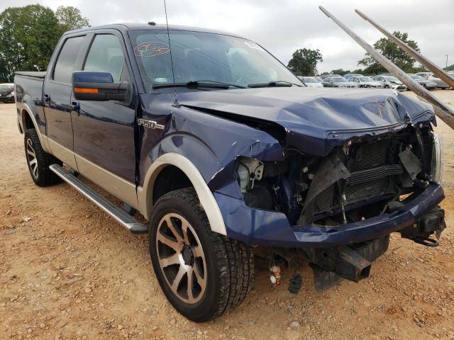 Vehiculos salvage en venta de Copart China Grove, NC: 2010 Ford F150 Super