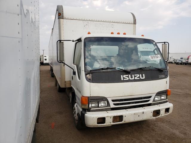 Isuzu salvage cars for sale: 2005 Isuzu NQR