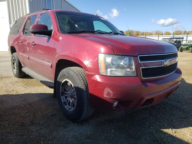 Salvage cars for sale from Copart Nisku, AB: 2007 Chevrolet Suburban K