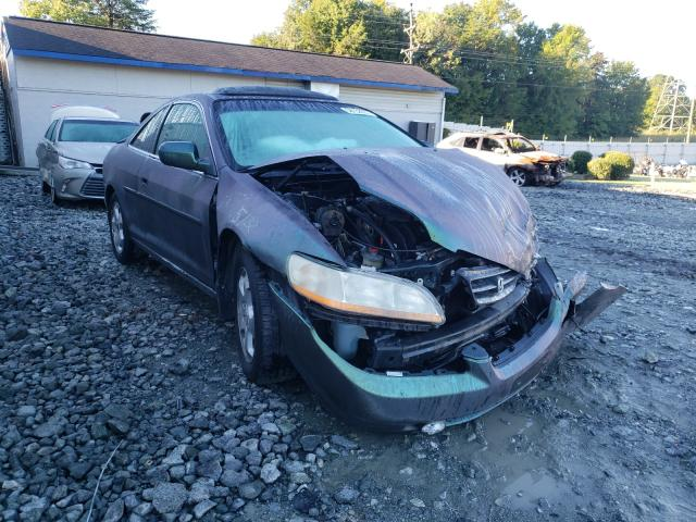 Salvage cars for sale from Copart Mebane, NC: 2000 Honda Accord EX