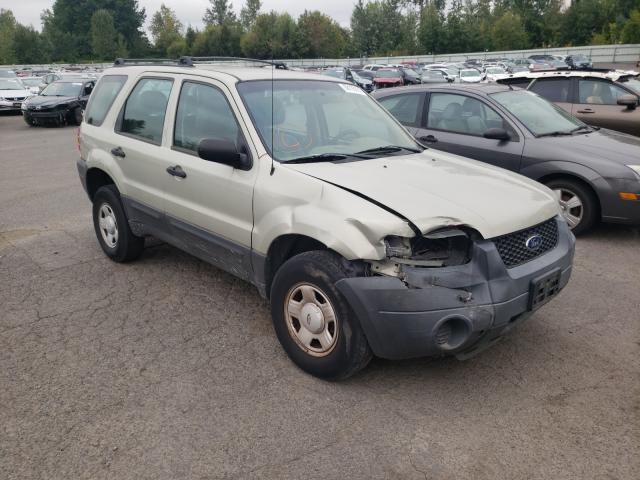 Salvage cars for sale from Copart Portland, OR: 2005 Ford Escape