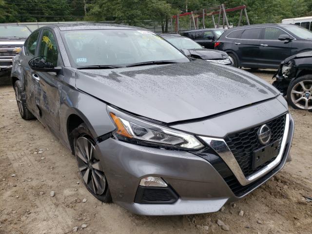 Nissan Altima SV salvage cars for sale: 2021 Nissan Altima SV