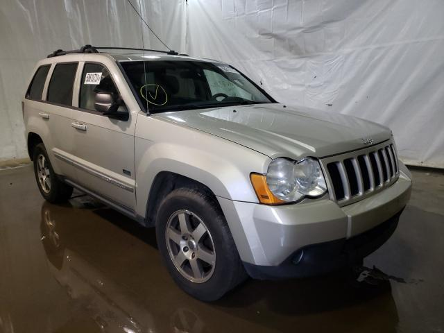 Salvage cars for sale from Copart Central Square, NY: 2009 Jeep Grand Cherokee