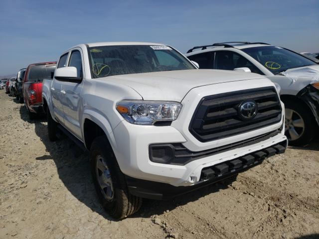 Vehiculos salvage en venta de Copart Martinez, CA: 2021 Toyota Tacoma DOU