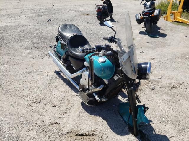 Salvage cars for sale from Copart Apopka, FL: 2000 Kawasaki VN1500 J