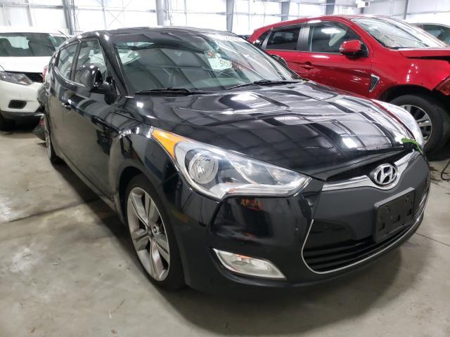 Hyundai Veloster salvage cars for sale: 2013 Hyundai Veloster