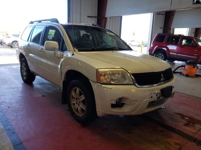 Salvage cars for sale from Copart Angola, NY: 2011 Mitsubishi Endeavor L