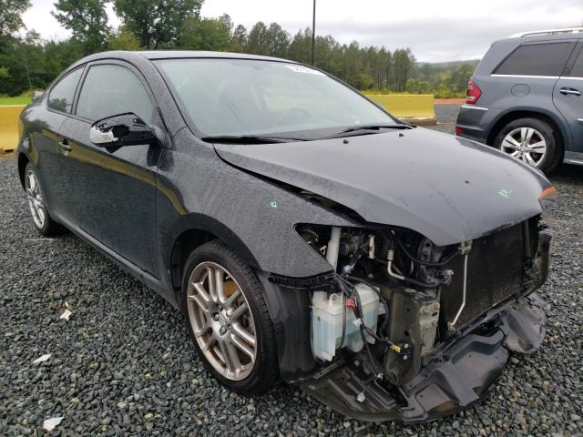 Salvage cars for sale from Copart Concord, NC: 2007 Scion TC