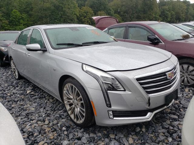 Cadillac Vehiculos salvage en venta: 2016 Cadillac CT6 Premium