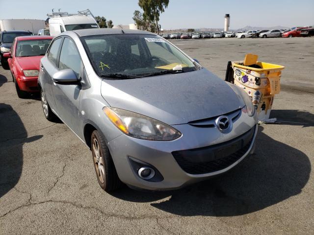 Vehiculos salvage en venta de Copart Martinez, CA: 2013 Mazda 2