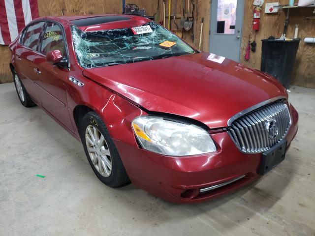 Salvage cars for sale from Copart Kincheloe, MI: 2010 Buick Lucerne CX