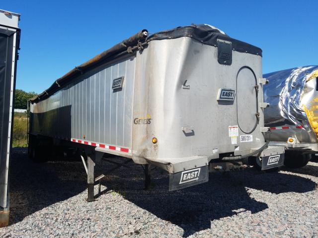 East Manufacturing END Dump salvage cars for sale: 2014 East Manufacturing END Dump