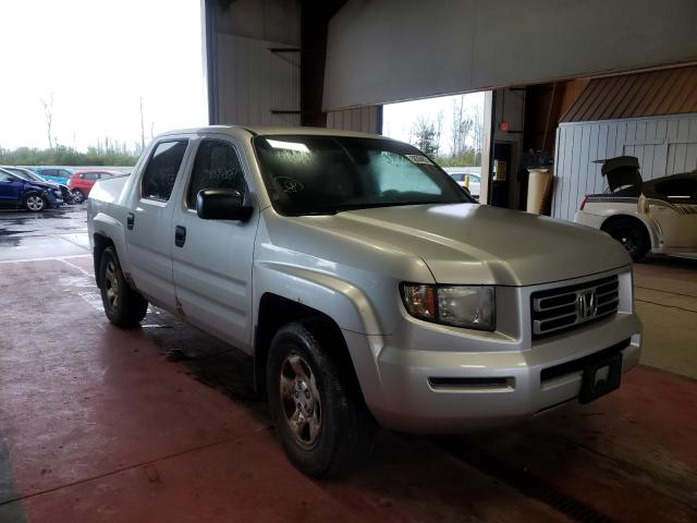 Salvage cars for sale from Copart Angola, NY: 2008 Honda Ridgeline