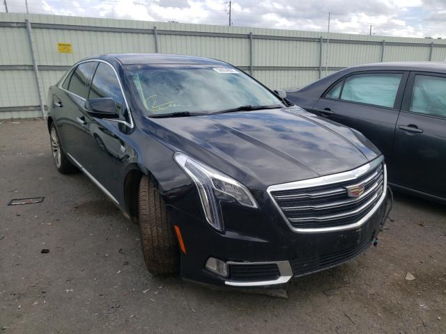 Salvage cars for sale from Copart Pennsburg, PA: 2018 Cadillac XTS Luxury