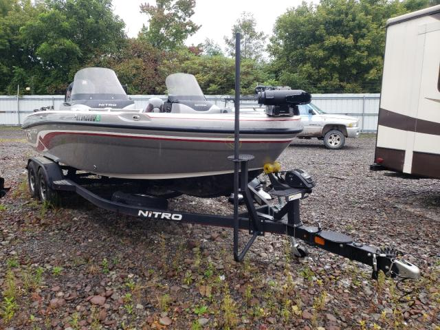 Nitrous salvage cars for sale: 2020 Nitrous Z9 Boat