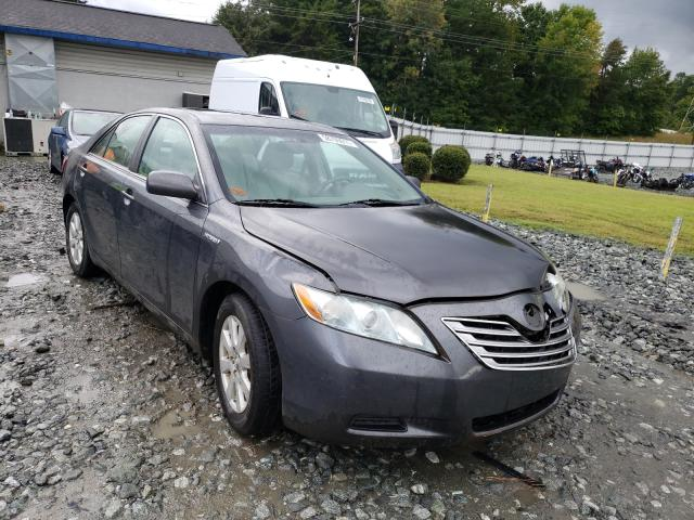 Salvage cars for sale from Copart Mebane, NC: 2009 Toyota Camry Hybrid