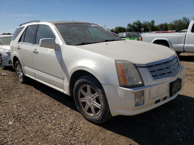 Cadillac salvage cars for sale: 2006 Cadillac SRX
