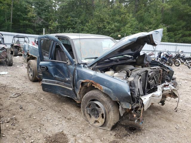 Salvage cars for sale from Copart Lyman, ME: 2006 Chevrolet Silverado