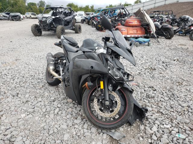 Salvage cars for sale from Copart Hueytown, AL: 2015 Yamaha YZFR3