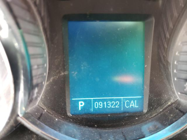 2011 CHEVROLET CRUZE LTZ 1G1PH5S94B7134013