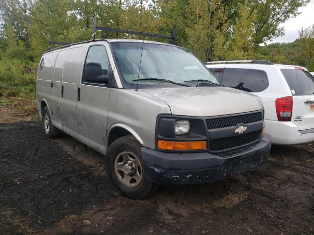 Vehiculos salvage en venta de Copart Marlboro, NY: 2003 Chevrolet Express G1