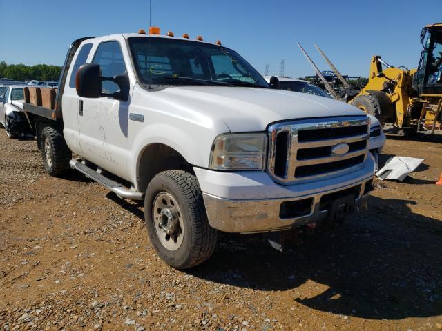 Vehiculos salvage en venta de Copart Memphis, TN: 2006 Ford F250 Super