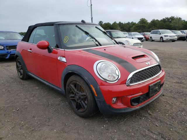 Salvage cars for sale from Copart Brookhaven, NY: 2015 Mini Cooper S