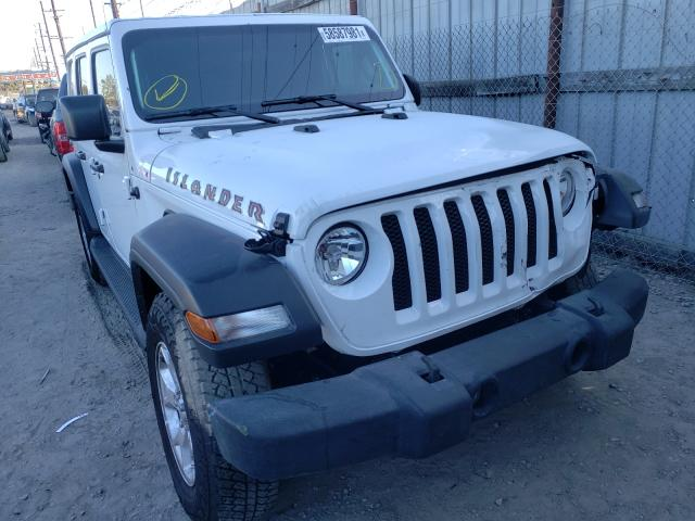 2021 Jeep Wrangler U for sale in Los Angeles, CA
