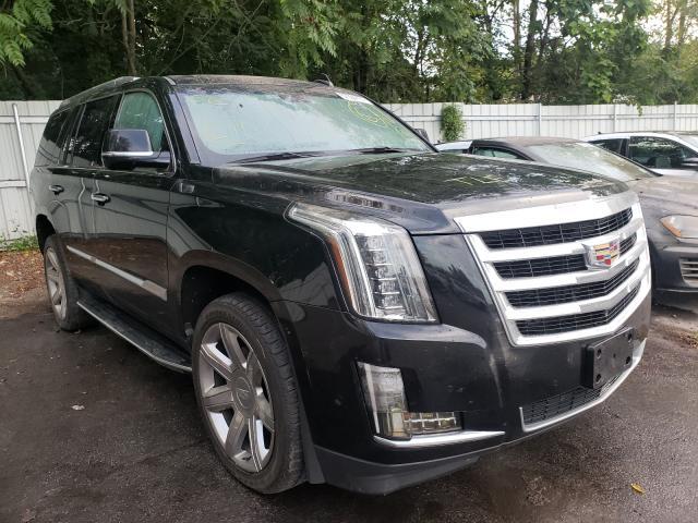 Cadillac Vehiculos salvage en venta: 2018 Cadillac Escalade L
