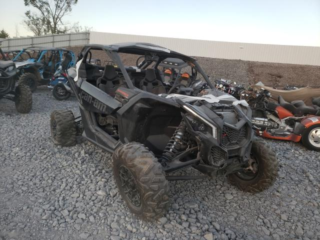 Salvage motorcycles for sale at Hueytown, AL auction: 2021 Can-Am Maverick X