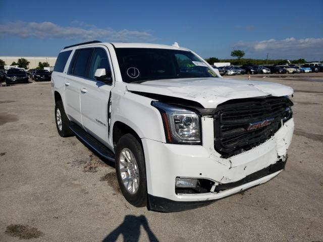 Salvage cars for sale from Copart Orlando, FL: 2019 GMC Yukon XL K