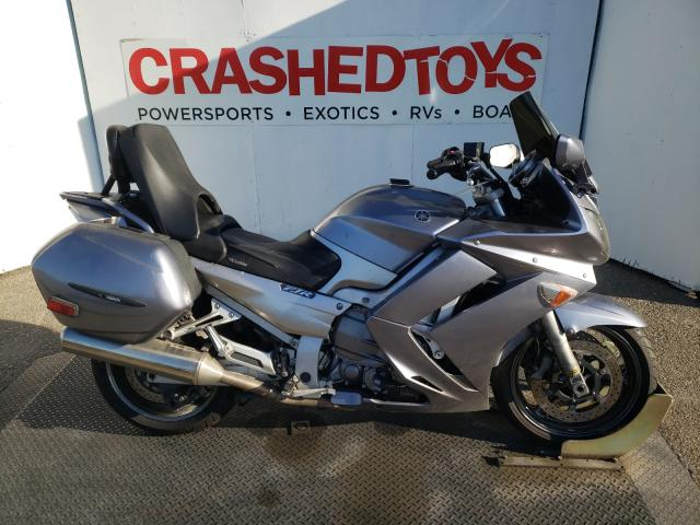 Salvage cars for sale from Copart Rancho Cucamonga, CA: 2006 Yamaha FJR1300 AS