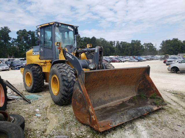 Salvage cars for sale from Copart Ocala, FL: 2017 John Deere Loader