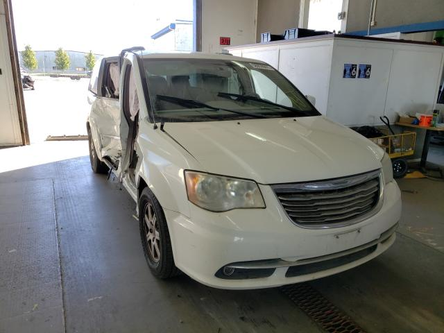 Salvage cars for sale from Copart Pasco, WA: 2011 Chrysler Town & Country