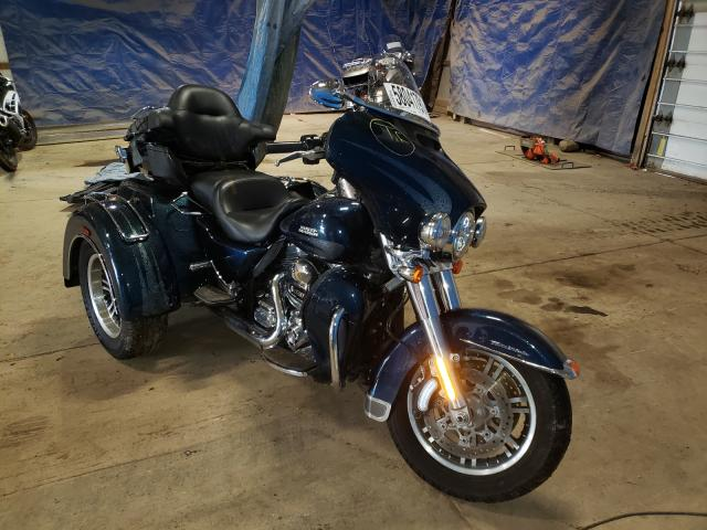 Salvage cars for sale from Copart Columbia Station, OH: 2016 Harley-Davidson Flhtcutg