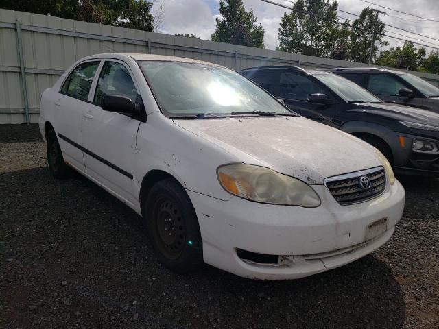 Vehiculos salvage en venta de Copart New Britain, CT: 2007 Toyota Corolla CE