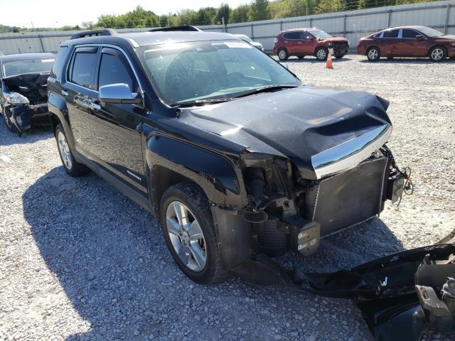 Salvage cars for sale at Prairie Grove, AR auction: 2015 GMC Terrain SL
