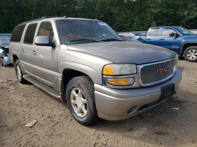 Salvage cars for sale at Lyman, ME auction: 2003 GMC Yukon XL D
