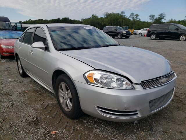 Chevrolet salvage cars for sale: 2013 Chevrolet Impala LS