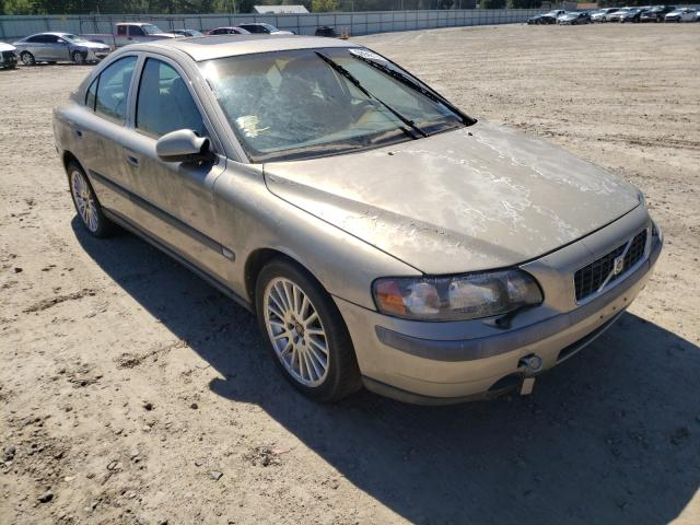 Salvage cars for sale at Conway, AR auction: 2001 Volvo S60 2.4T